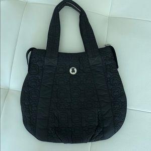 Black Tous Tote Bag